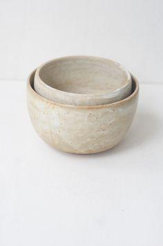 Malinda Reich Nested Bowls no. 045