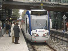 Randstadrail, mooi vervoersmiddel! Handig en ideaal voor de verbinding in Zoetermeer en met het grootste gemak naar Zoetermeer !