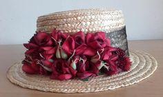Valentino icon Hat Head Celebrities Runway Dress Jumpsuit Party Flowers Tulle #Handmade #PartyEveryDayGoodLookWedding