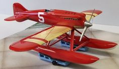 Macchi M.39. Marsh Models/Aerotech, 1/32, resin, initial release 20xx, No.AT32006. Price: Not Sold.