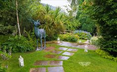 Our Gardens #glenviewhotel #wicklow Outdoor Weddings, Real Weddings, Beautiful Gardens, Woodland, Wedding Venues, Wedding Planning, Outdoor Decor, Wedding Reception Venues, Wedding Places