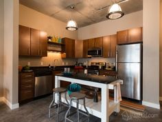 Stunning Kitchen! Be @ The Calhoun Greenway - Chowen Avenue South | Minneapolis, MN Apartments for Rent | Rent.com®