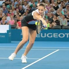 WTA Brisbane International Final - Pliskova v Cornet