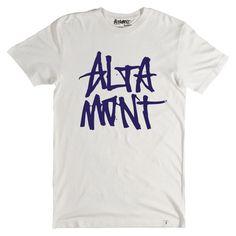 Tee-shirt Altamont Stacked basic white navy - black tan 30€ #altamont #stacked #tee #tshirt #tees #tshirts #skate #skateboard #altamontskateboard #altamontskate #skateboarding #skateboards #skateshop
