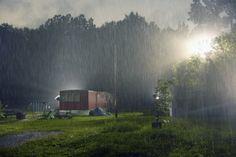 Gregory Crewdson: Production Still (Trailer Park 01) | White Cube