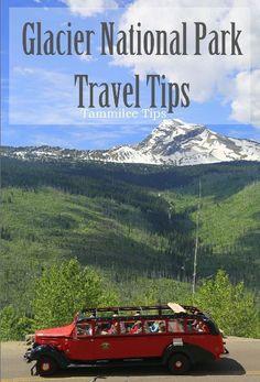 Practical Travel Tips for visiting Glacier National Park!