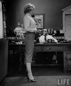 Marilyn on the phone