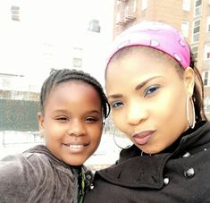 Famous Yoruba Actress Laide Bakare And Daughter Sets To Return To Nigeria For Christmas