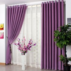 33 Extraordinary Lilac Blackout Curtains Image Ideas