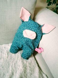 Prasátko #sewingtoys #sewingpig #pig #toysforkids #forbaby