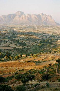 Simien Mountains National Park - Ethiopia
