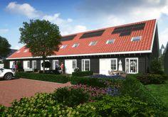 Impressie van de Droogloodshuizen in de Houtzagerij van Nobelhorst. #nobelhorst #houtzagerij #almere