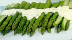 Green Asparagus with White Wine Sauce   The Dr. Oz Show