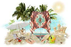 """""""I ♥ Summer"""" by fluminitza on Polyvore"""
