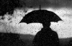 It can't rain all the time - the crow Foto Picture, Tears In Heaven, Weather Cloud, Drip Drop, Sound Of Rain, Red Umbrella, Rain Drops, Rainy Days, Fairy Tales