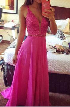 On Sale Vogue Prom Dress Long, Prom Dress Sexy Evening Dress Long, Prom Dress, Evening Dress Sexy Prom Dresses 2019 Modest Prom Gowns, Prom Dresses 2016, Elegant Prom Dresses, Beaded Prom Dress, Backless Prom Dresses, Prom Dresses For Sale, Sexy Dresses, Formal Dresses, Dress Prom