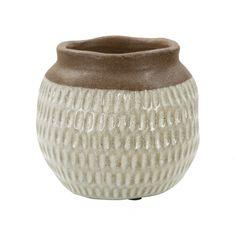 Vaza ceramica Kenya H14cm