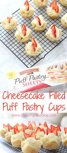 Cheesecake Filled Pu