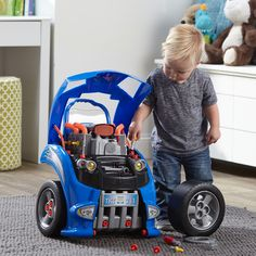 Bosch Toy Service Car Engine