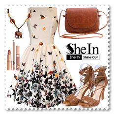 """""""1/8 Shein"""" by fatimka-becirovic ❤ liked on Polyvore featuring Dolce Vita"""