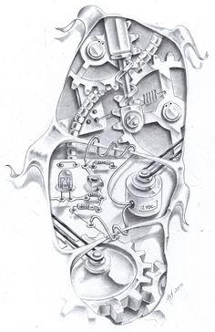 BIOMECHTRONICS by markfellows
