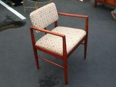San Jose: Mid century Danish Modern arm chair rosewood nice $80 - http://furnishlyst.com/listings/1138265