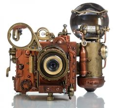 Valery Alexandrovitch #SteamPUNK - ☮k☮ #camera