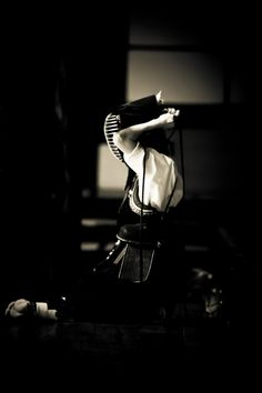 ♂ Black & white photography World martial art Japanese Kendo