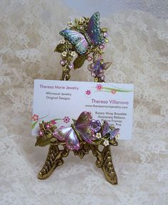 for business cards...  ~ like ~ Theresa Marie Jewelry on Facebook to receive 10% off your purchase... just click ~like~ and let us know when you place your order!!   http://www.facebook.com/pages/Theresa-Marie-Jewelry/111662097613