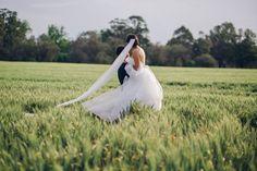 B'ashae & Jesse's Country Tallis Winery Wedding
