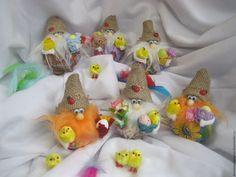 Народные куклы ручной работы. Ярмарка Мастеров - ручная работа. Купить ПАСХАЛЬНЫЙ Домовой. Handmade. Комбинированный, домовой оберег, синтепон