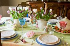 Resurrection Sunday is my most important day of each year. French Kitchen Decor, French Kitchens, Easter 2018, April 1st, Tablescapes, Table Settings, Entertaining, Table Decorations, Antiques