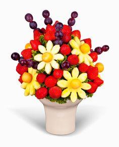 Ovocné kytice pro muže i ženy - kytice z ovoce Frutiko