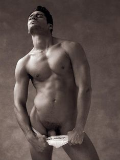 And Then God Created David Gandy | Homotography