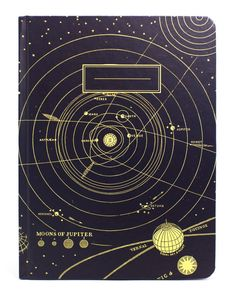 Distant solar system diagram top view cut away diagrams solar system hardcover journal sketchbook blank lined recycled paper notebook astronomy stars planet science star chart astronomer gift ccuart Image collections