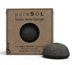 AboutThe Konjac Sponge is a natural sponge for cleansing the face. It is made by the konjac root plant by steaming the edible fiber, no chemicals added! pureSOL Konjac Sponge is unbelievably soft and gentle, it's ideal for deep cleansing, d. Diy Acne Mask, Exfoliating Sponge, Natural Sponge, Thing 1, Facial Scrubs, Facial Cleansing, Activated Charcoal, Biodegradable Products, Sensitive Skin