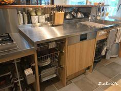 Best Home Inspiration Ideas Renovation Ideas Dirty Kitchen, Real Kitchen, Kitchen Dining, Kitchen Decor, Cafe Interior, Kitchen Interior, Kitchen Organization, Kitchen Storage, System Kitchen