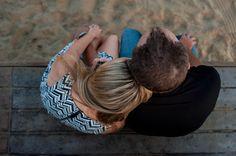 Corona del Mar engagement photos