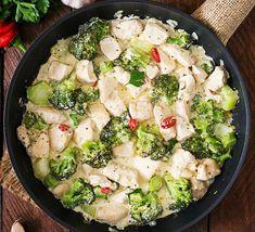 J Bar Hobbies Refferal: 4584478426 Ketogenic Recipes, Diet Recipes, Chicken Recipes, Vegan Recipes, Green Eggs And Ham, Keto Dinner, Healthy Lifestyle, Good Food, Food And Drink