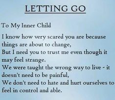 Talk to your inner child and may be give longer hugs. : Talk to your inner child and may be give longer hugs. Mental And Emotional Health, Emotional Healing, Mental Health Awareness, Inner Child Healing, Trauma Therapy, Self Compassion, Coaching, Coping Skills, Self Development