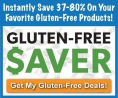 Saving Money #GlutenFree :: With Gluten Free Saver (Video)  http://www.stockpilingmoms.com/2012/10/saving-money-gluten-free-with-gluten-free-saver-video/