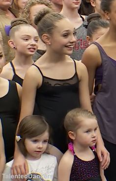 Maddie with the ALDC babies! So cute!