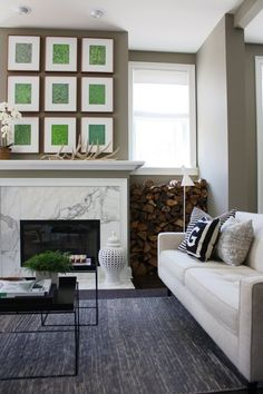 """Name: Gabriel Fontes de Faria & Grant Gochnauer Location: Wicker Park; Chicago, IL Size: 4,000 square feet Years lived in: 4 years; owned If I had to summarize Gabriel and Grant's home in two words, I would pick """"beauty"""" and """"restraint."""" The couple's townhouse is elegant and pared down, and each element seems considered and loved. Gabriel is an architect and interior designer (check out his work on Homepolish), and the minimalistic control that he has had over the space is far from cold o..."""