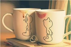 You are like a cup of coffee   Around Us