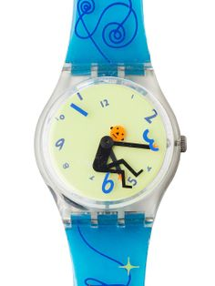 Vintage Swatch Weightless Watch. #AmericanApparel  #swatch