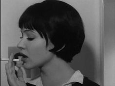 anna karina bob ---FG (compact angles) I love the angle the side of this makes along with the blunt bangs. A more put together less messy FG option.