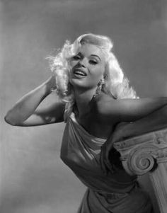 Jane Mansfield, she reminds me so much of Anna Nicole Smith.