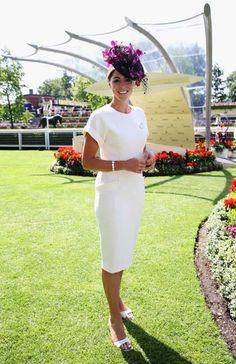Royal Ascot 2014: Best Hats & Dresses At Ladies Day | Grazia Fashion