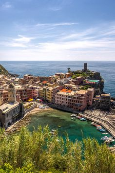 Vernazza, Italia | Italy | Source
