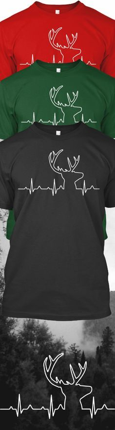 Love Hunting?! Check out this awesome hunting t-shirt that you will not find anywhere else. Not sold in stores and only 2 days left for FREE SHIPPING! Grab yours or gift it to a friend, you will both love it